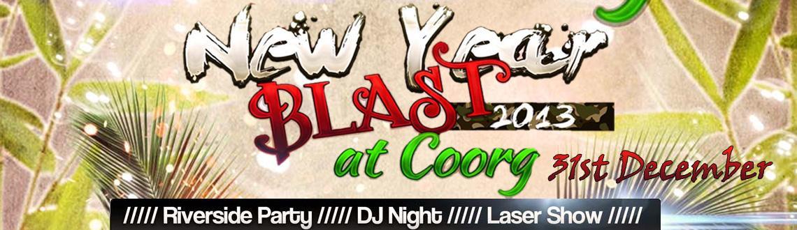 New Year Blast 2013 @ Coorg