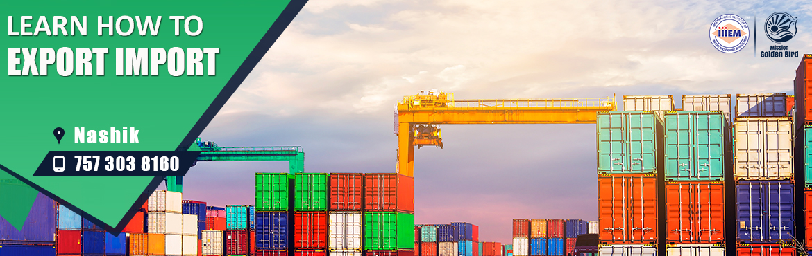 Book Online Tickets for Free Seminar on Export Import at Nashik, Nashik. TOPICS TO BE COVERED:http://g.indess.in/57- OPPORTUNITIES in Export-Import Sector- MYTHS vs REALITIES about Export- GOVERNMENT BENEFITS ON EXPORTS- HOW TO MAXIMIZE YOUR PROFITS