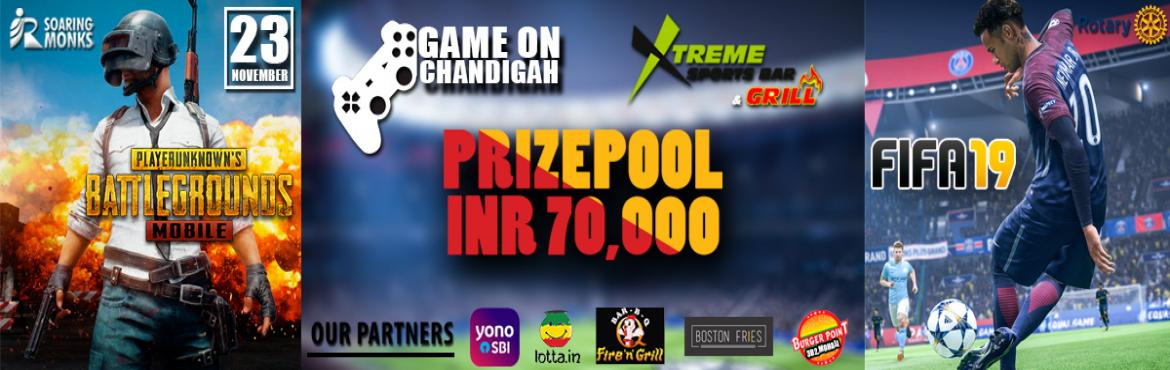 Book Online Tickets for Game On, Chandigarh.     Think you\'ve got what it takes to be the champion?