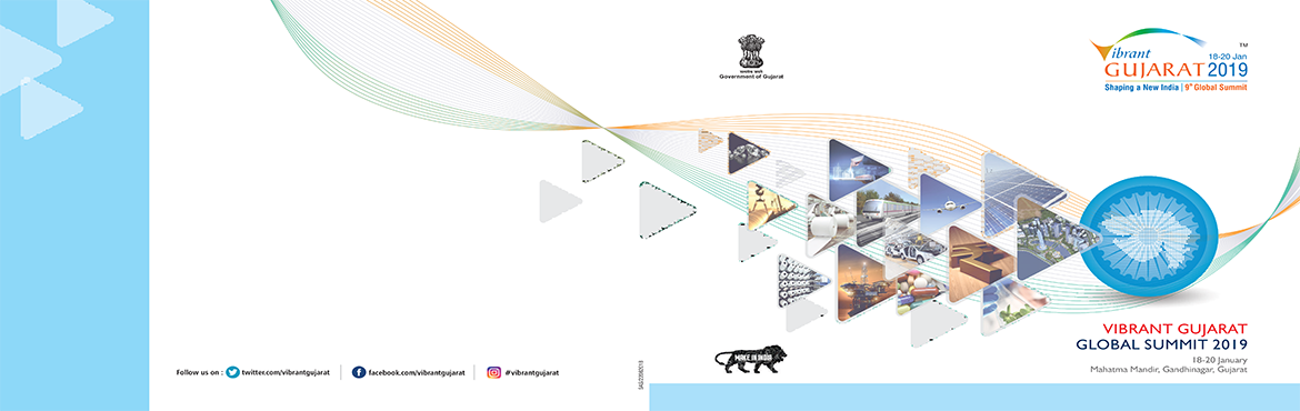 Book Online Tickets for Vibrant Gujarat Global Summit 2019, Hyderabad. We are pleased to inform you that Government of Gujarat, in partnership with Federation of Indian Chambers of Commerce and Industry (FICCI) is organising an Interaction Session with Shri Saurabhbhai Patel, Hon'ble Cabinet Minister, Energy, Gove