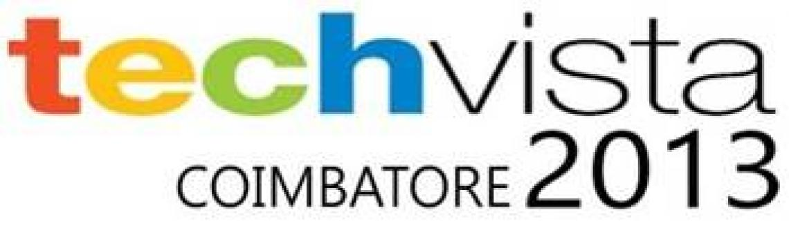 Book Online Tickets for TechVista 2013, Coimbatore.  REGISTERATIONS ARE CLOSED.. --- Please dont attempt to register..  This is a free entry event and shall not be charged at any cost. Register yourself athttps://msevents.microsoft.com/cui/EventDetail.aspx?culture=en-IN&EventID=10