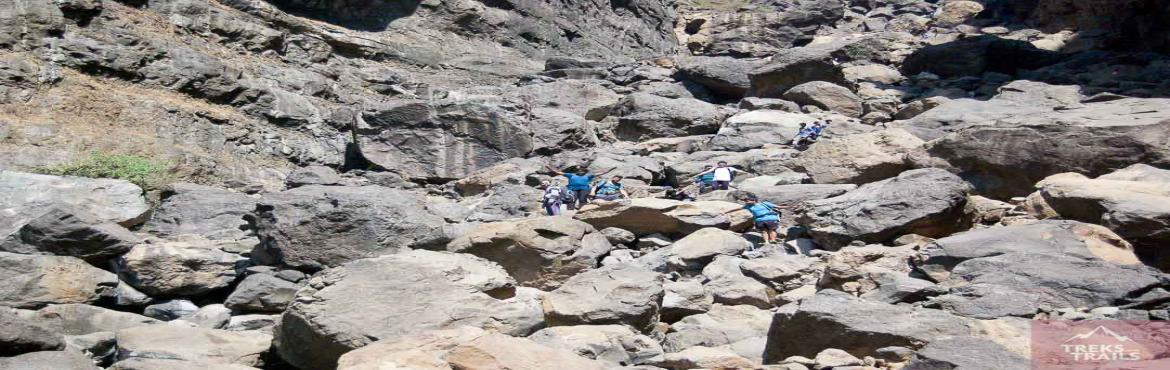 Book Online Tickets for Sandhan Valley Trek and Camping on 14th , Shinganwad.  Sandhan Valley Trek  Sandhan Valley, also known as Valley of suspense or Valley of Shadow, is one of the greatest canyons in the splendid setting of Sahyadri Western Ghats. The water carved valley is 200 ft deep and about 1.5 km long. Sandhan