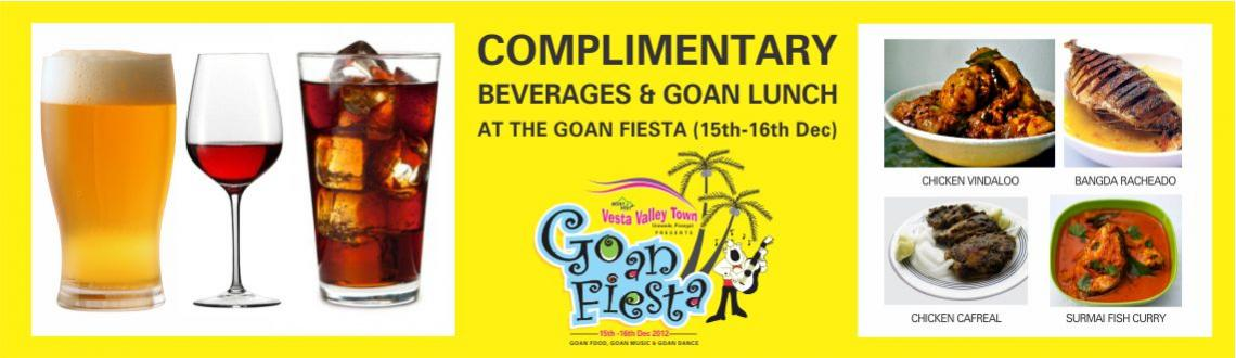Book Online Tickets for Goan Fiesta, Pune. 