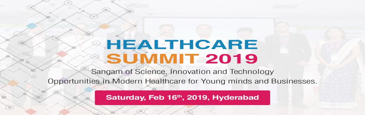 Book Online Tickets for Healthcare Summit 2019, Hyderabad. Welcome to Healthcare Summit 2019- A Sangam of Science, Innovation, and Technology aiming to bring together the experts from healthcare and technology to discuss, brainstorm and spread the advancements and opportunities in the Modern Healthcare. Emin