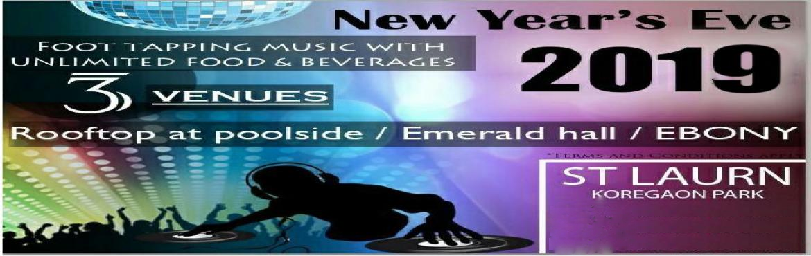 Book Online Tickets for New Year Eve  at Roof Top Poolside at St, Pune. DJ Music at poolside Music to Dance Gala Lavish Unlimited food and alcoholic and soft Beverages Alcohol Complementaryfood for below 5years children Tattoos Gift Voucher Valet Parking Terms & Conditions Apply, As per the Government Rul