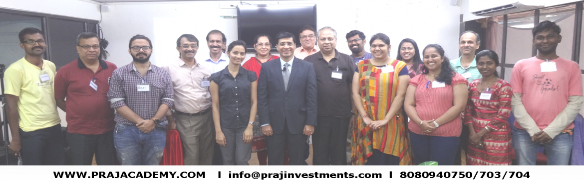 Book Online Tickets for Discover The GAMA Trader and Investor in, Mumbai. This is a 2 Months Practical Training in learning Stock Market. The course includes 2 days classroom, and 2 months Webinar mentoring and lifetime support 2 days classroom covers following topics  Money Management Fundamental studies Technical Studies
