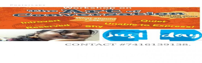 Book Online Tickets for Art of Conversation , Hyderabad.