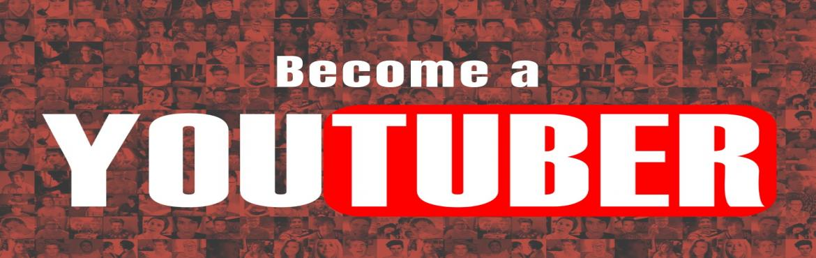Book Online Tickets for Become a YouTuber Certification Workshop, Mumbai. *Free Preview Workshop* Contents of the Free Preview Workshop: - Selecting your Best Selling Niche Topic (Most Popular Topic).- Brand YouTube Channel Creation.· Video types & Video Creation.· Video Editiing Trained using fastest edi