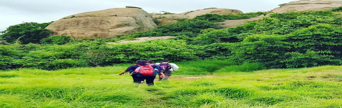 Book Online Tickets for Hike to Hutridurga- Wanderophile, Huthridurg. Hutridurga is one of the \'Navadurgas\', the nine hill forts around Bengaluru. Now, a popular hiking destination it is located about 65 Km west of Bengaluru. With the ruins of a fort which dates back to the 16th century and the lush green vegeta