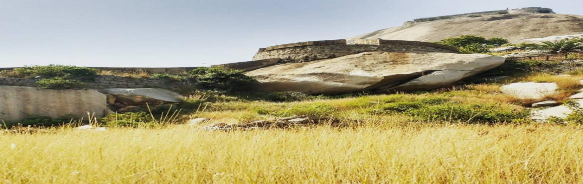 Book Online Tickets for Hike to Madhugiri Fort- Wanderophile, Bengaluru. Hike to Madhugiri, the second largest monolith in Asia. Standing at an height of around 1200 meters, the hillockhas ruins of an ancient fort and also offers some beautiful views of the surrounding hillswhich makes it one of the best weeke