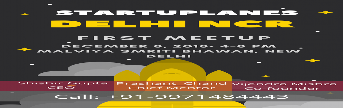 Book Online Tickets for StartupLanes Delhi NCR Meetup, New Delhi. StartupLanes organizing SL Entrepreneurs Pre-Launch Event, a power networking event for creating the base for building the Delhi NCR Startup Community. Each of the participant will get an opportunity to come on stage and present about their star