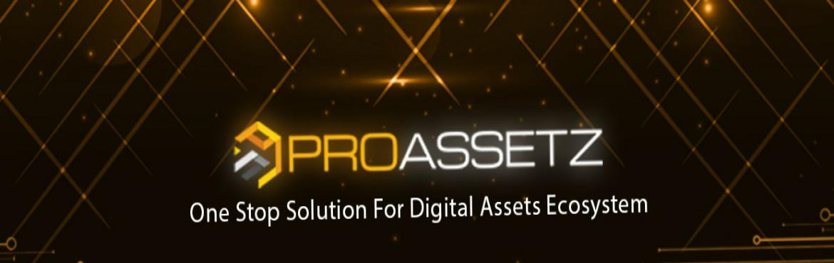 Book Online Tickets for Proassetz Conference- The future of bloc, New Delhi. Proassetz conference \