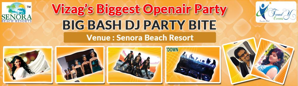 Book Online Tickets for Vizag\'s Biggest Open Air New Year Party, Visakhapat. Vizag\\'s Biggest Open Air New Year Party \\'13 @ Senora beach resorts