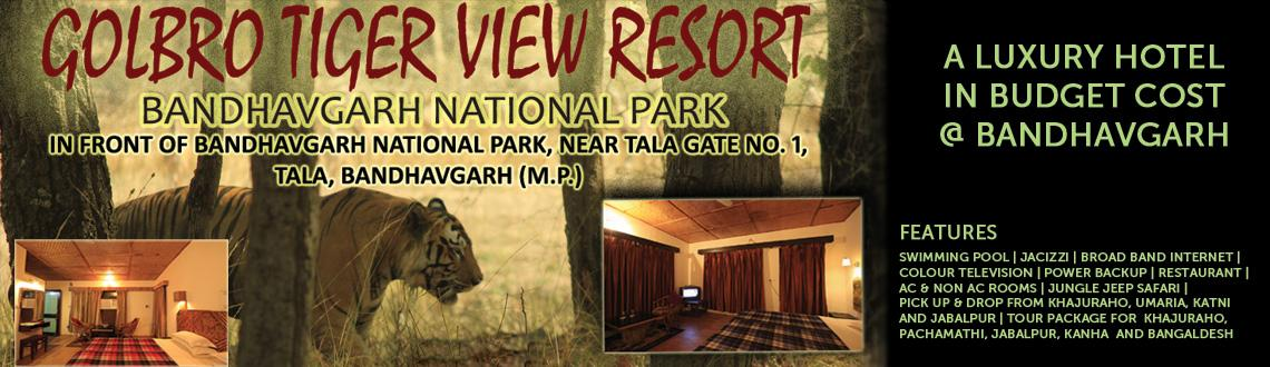 Book Online Tickets for New Year 2013 @ GTV Resort, Bandhavgarh, .               New Year 2013 @ GTV Resort, Bandhavgarh