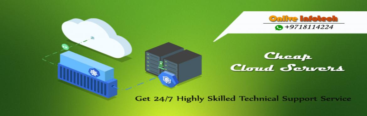 Book Online Tickets for New Event for Security and  Facilities C, Ghaziabad. Cheap Cloud Servers   We have organized a new Event of Online Infotech - Cheap Cloud Servers in the India. We are providing information about a Cheap Cloud Servers hosting solutions packages and dedicated servers, VPS server hosting and web host