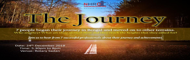 Book Online Tickets for NHRDN KOLKATA CHAPTER |THE JOURNEY, Kolkata.