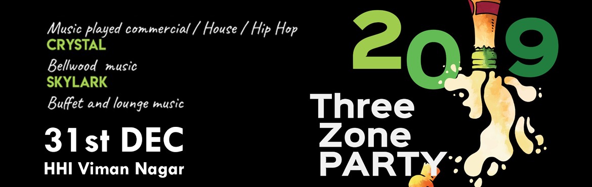 Book Online Tickets for 3 ZONE PARTY, Pune. 3 ZONE PARTY DJ NAME:ZAMEER & VIVEK · Special rate for couple - 4999 Inclusive of taxes · Special rates for stag- 3999(inclusive o