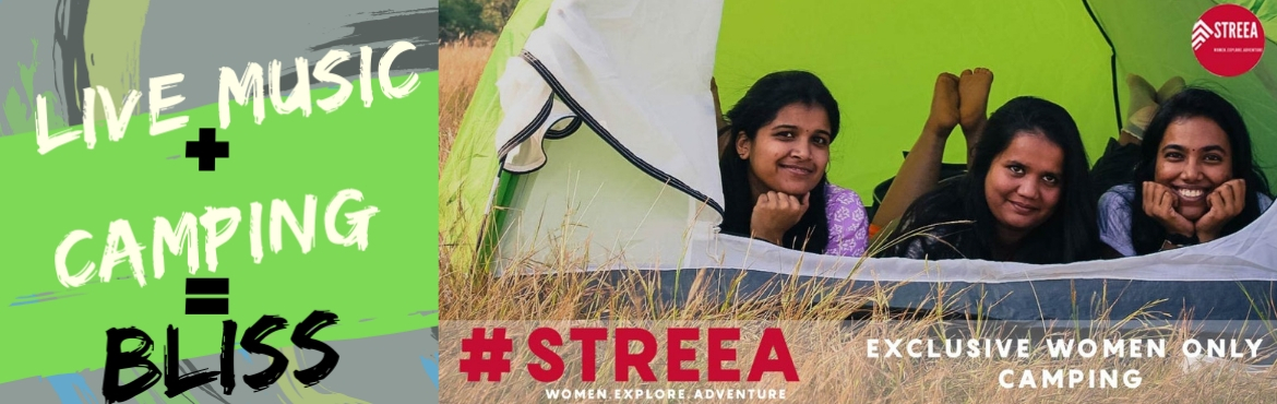 Book Online Tickets for All Women Camp STREEA   Camping and Adve, Vikarabad. All Women Camping. First & Only one in Hyderabad. Amazing Outdoor Adventures for All Women. Deeply fun. Wildly personal. Insanely safe. STREEA is a series of outdoor events designed exclusively for women where you&rs