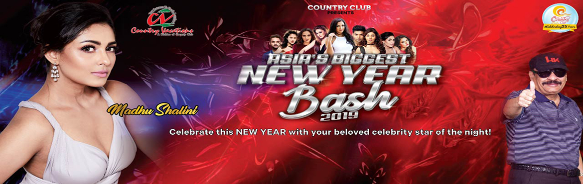 Book Online Tickets for Asias Biggest New Year Bash 2019 by Coun, Secunderab. Hyderabad NYE 2019 Madhu Shalini (Born on 21 July 1989) is an Indian film actress and model, who predominantly works in the Telugu Film industry, but has also appeared in Kannada, Hindi and Tamil language films. She has previously worked as a televis
