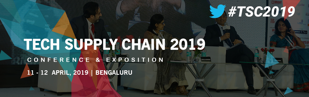 Book Online Tickets for Tech Supply Chain Conference and Exposit, Bengaluru. Tech Supply Chain Conference & Exposition will bring together the best of businesses, Global Chief Supply Chain Officers, CPOs, Head of Logistics, Chief Digital Officers & Vice Presidents, from leading Industries. A leadership focused platfor