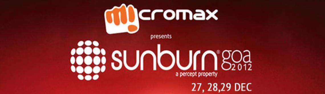 Sun Burn Goa 2012