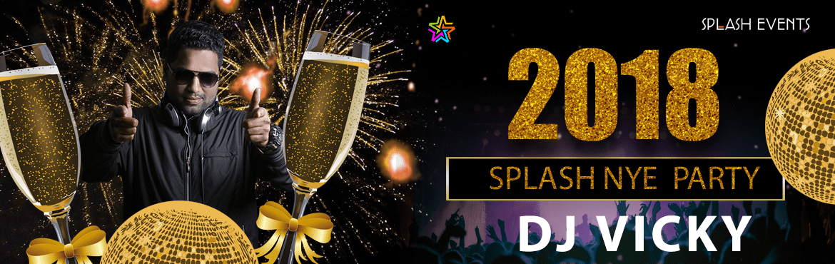 Book Online Tickets for Splash NYE Party 2018 at Ridhira Retreat, Hyderabad. It's time for new year, you think of parties more than any other holiday, it's an occasion to get together with friends and families. Lets Splash together to ring out with the old, in with the new if you are ready for 2019, this party is