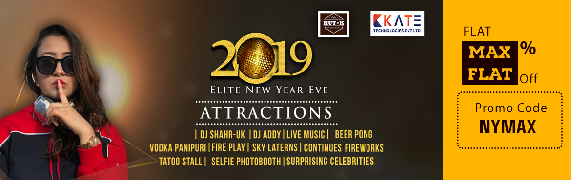 Book Online Tickets for Elite 2019 New Year Eve at Yolo Arena, Hyderabad. Elite New Year Eve party like never before! Hyderabad, get ready to witness New Banglore based DJ Anjalee perform live at Yolo Arena! Her pulsating EDM mixes and insane beats will have you dancing all night long! It is going to be epic, be prepared f
