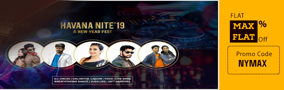 Book Online Tickets for HAVANA NITE 2019 @ VGP Golden Beach Reso, Chennai.   This New Year Event is going to be at the VGP Golden Beach Resorts,a key location is also a much sought after space for New Year events. The event is planned for a crowd of 3000, mostly from corporates, as we have tie-ups with them. We intend