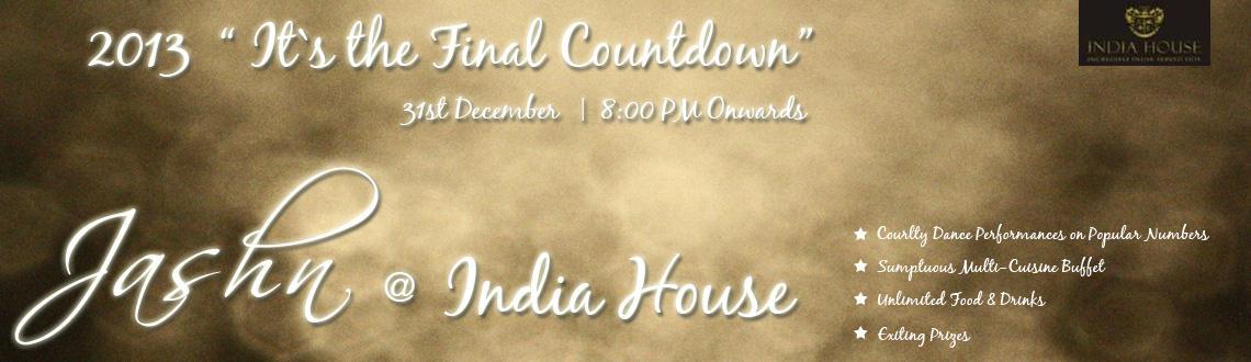 Jashn @ India House