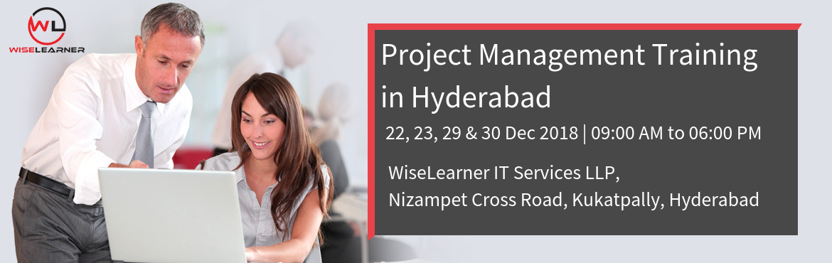 Book Online Tickets for Best Training for Project Management Pro, Hyderabad. OVERVIEW Project Management Professional (PMP®) based on PMBOK5 is the most important industry-recognized certification for project managers. Professionals possessing certification gain credibility with the customers for possessing a solid founda