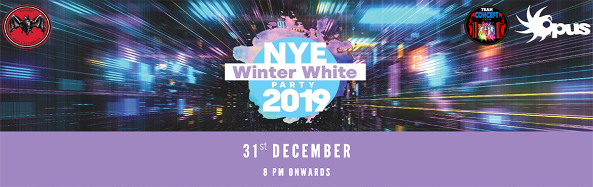 Book Online Tickets for NYE Winter White Party 19 by Team Concep, Bengaluru.  Hello Bangaloreans!! New Year 2019 is arriving very soon!! Just a couple of weeks remaining!! Team Concept Crew knows exactly what you are looking for!! Looking for an occasion to spend a beautiful evening with your well wishers? Then you are
