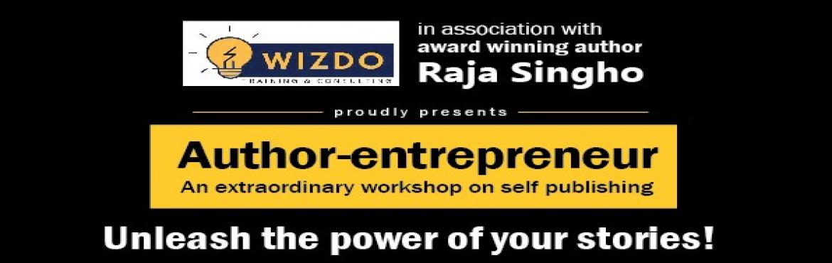 Book Online Tickets for FINAL SEMINAR - Author-Entrepreneur Work, Chennai. FINAL INTRODUCTORY SEMINAR   SCRIPT YOUR BOOK IN 6 DAYS!!   Are you a business owner, speaker, writer or anyone with a great story to tell the world... It is high time you put your thoughts into words and not only increase your credibility