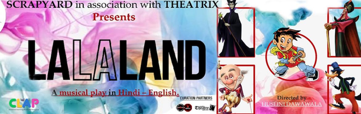 Book Online Tickets for LA LA LAND, Mumbai. The story revolves around a boy named Rahul. Rahul is a young boy who is very intelligent and finds happiness in playing games. He has a lot of knowledge about technology and video games. One day Rahul\'s parents were worried and always asked him to