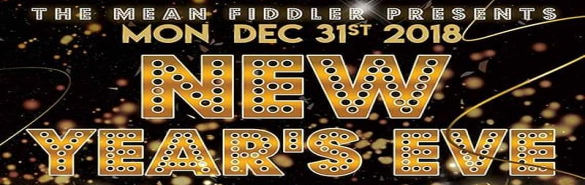 Book Online Tickets for THE BEST NEW YEARS EVE PARTY IN NYC @ TH, New York. THE MEAN FIDDLER NYE PARTYThe Best New Year's Eve Party in New York City. - 8PM - 12AM- 4 Hour Premium Open Bar- Party Food- Champagne toast at midnight- Special guests
