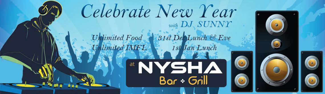 Book Online Tickets for NEW Year Eve Theme party, Noida. NEW Year Eve Theme party  A theme on new year with lot of fun and music Their ultimate New Year's Bash is back – and we\\\'re ready to usher in 2013 like no other! Key Features : - Dance to the groovy music - Unlimited food