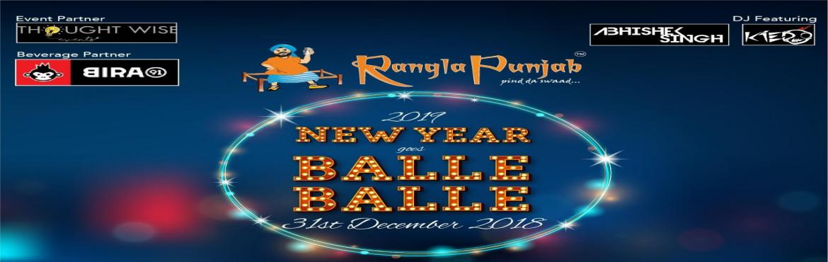 Book Online Tickets for Rangla punjabs 31st eve party, Pune.  Gold PASSES–  Rs. 4500.00 Gold Couple Pass Rs. 3000.00Gold Stag Passes Passes Inclusion:- - Unlimited Starters & Food - Unlimited IMFL including Teachers & 100 Pipers - Bira  Silver PASSES –  R