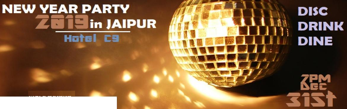 Book Online Tickets for New Year Party in Jaipur @2019, Jaipur. NEW YEAR - 2019 The champagne is chilling and we hope you are willing to be our guest at a New Year\'s Eve Fest! New Year Party in Jaipur @2019 December 31st, 2018 Fest starts at 7 pm until ?