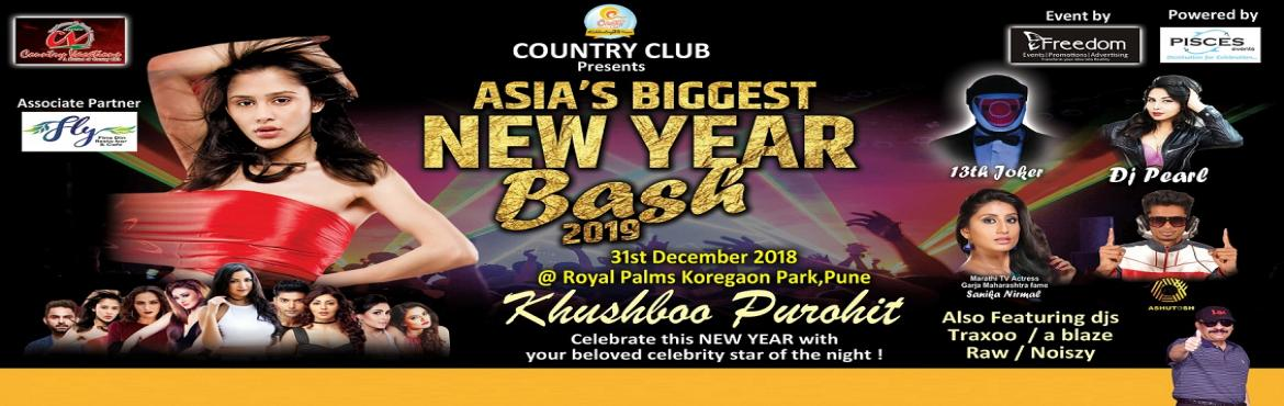 Book Online Tickets for NEW YEAR MUSICAL FESTIVAL, Pune.     2.0 NEW YEAR MUSCI FESTIVAL   is the COOLEST and biggest new years party which is going to held in pune at ROYAL PALM KP PUNE on 31st December 2018. Come and celebrate fabulous music, groovy dancing and the biggest light and fireworks