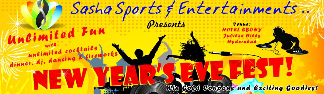 Book Online Tickets for New Year\'s Eve Fest @ Ebony Boutique Ho, Hyderabad. New Year\\'s Eve Fest \\'13 @ Ebony Boutique Hotel