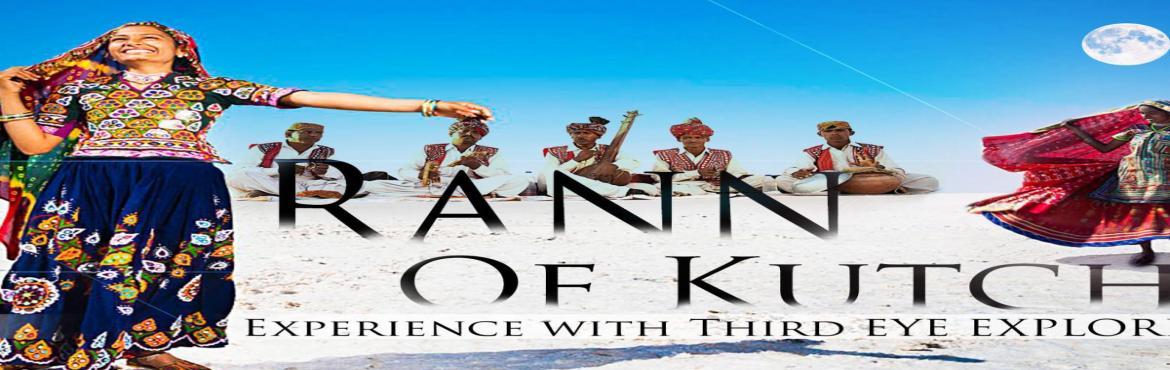 Book Online Tickets for Cultural Trip to Kutch and Rann of Kutch, Bhuj. Kutch is India's largest district & high yielding region located in Gujarat state. India's largest White Desert, The Great Rann of Kutch is a seasonal salt marshland situated in the heart of the Thar Desert with Gujarat on one side an