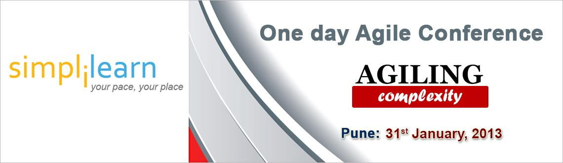 Book Online Tickets for One Day Agile Conference on \