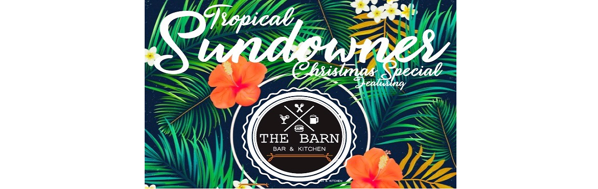 Book Online Tickets for Tropical sundowner Christmas special , Bengaluru. Tropical Sundowner Christmas Special, Featuring Dj Preed and dj hem spinning some deep house and commercial tunes, win Christmas goodies Along with some cake n wine. Open to all 5.30 pm onwards. Venue- the barn bar & kitchen 5&6 floor Garuda
