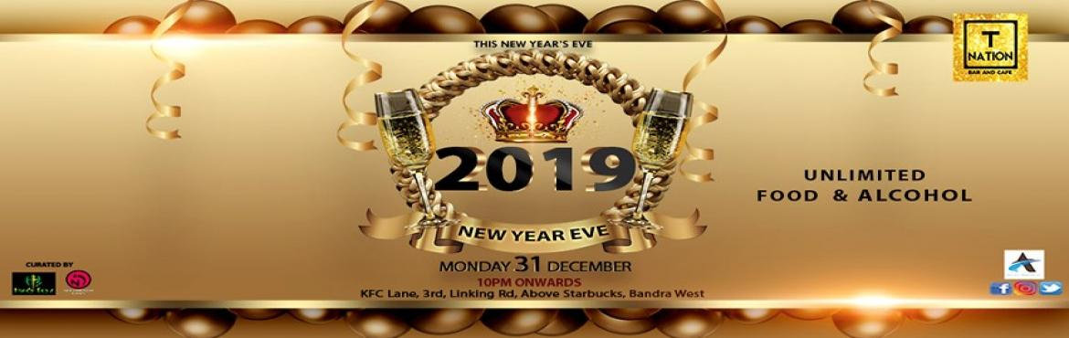 Book Online Tickets for T Nation New Year Eve Party Bash, Mumbai.  Let\'s gear up for the new year party Is the time of the year to celebrate and to surrender yourself to the music ,lights and turn on the party.Presenting to you one of the most awaited and happening celebration of the year-