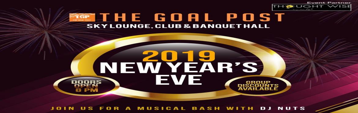 Book Online Tickets for 2019 New years eve, Pune. Events name : 2019 New years eve Date :- December 31st Time : 8pm to 1am Venue : The Goal Post 4thfloor, above kshitij heights, Mumbai Banglore Bypass Road, Besise Renault Showroom,Baner Pune,411045  TICKETS :-  Couple passes :- Rat