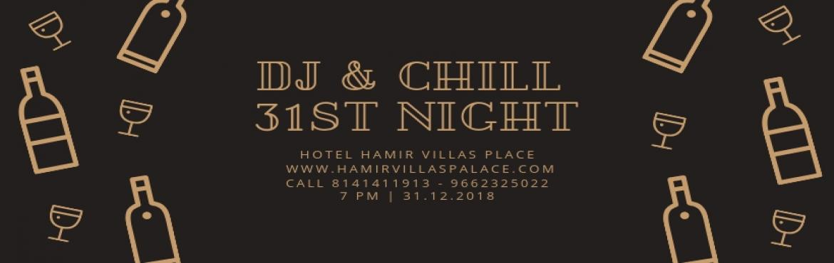 Book Online Tickets for 31st New Year Eve Party 2019 at Hotel Ha, Vijaynagar. 31st DJ Night Party in Hotel Hamir Villas Palace Join the 31st dance party on Dec 31st Monday 7:00 PM to 3:00 AM.