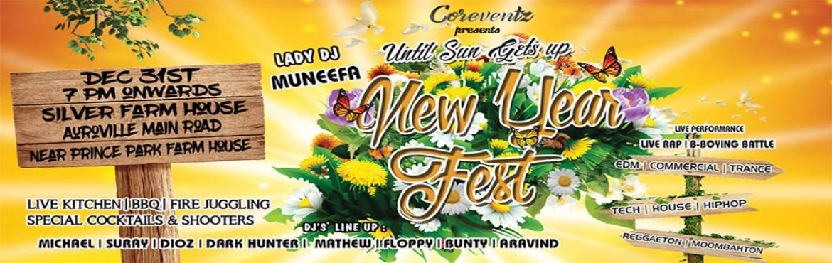 Book Online Tickets for NEW YEAR FEST 2019 PONDICHERRY, Pondicherr.  NEW YEAR FEST 2019\