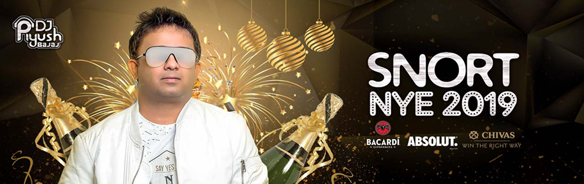 Book Online Tickets for NYE 2019 at SNORT, Hyderabad. SNORT Presents NYE 2019 The Wait is Over! Gear up for the Biggest NYE 2019 in town at SNORT this 31st Dec and it\'s time to Pump up the Volume on your New Years Eve.