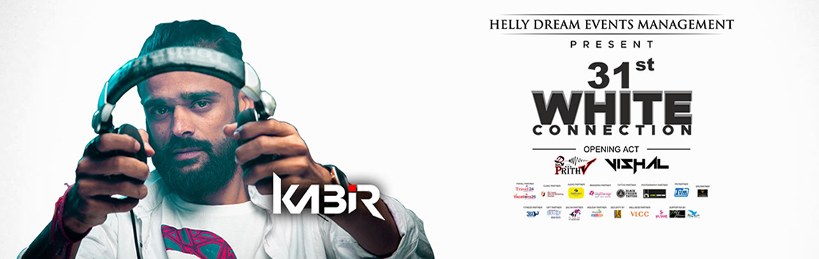 Book Online Tickets for 31st December White Connection, Ahmedabad. 31st December White Connection THE BIGGEST NEW YEAR CELEBRATION UNDER THE NAMEWHITE CONNECTIONWITH ACEDJ KABIR.