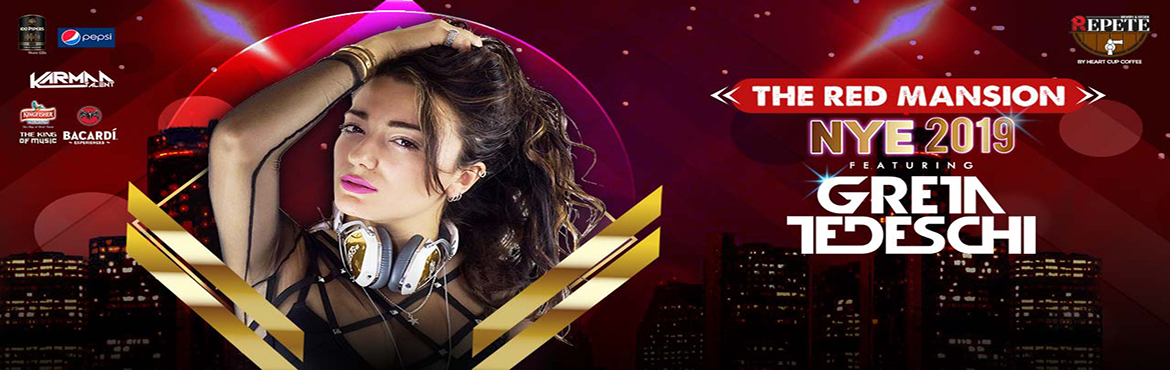 Book Online Tickets for Red Mansion NYE Party at Repete, Hyderabad. This New Year's bring your celebration to the exclusive Hollywood inspired Red Mansion Party at Repete. Featuring one of ITALY's Top DJ GRETA TEDESCHI. With 3 section, with open air ambience, imported alcohol pouring optiona and thumping
