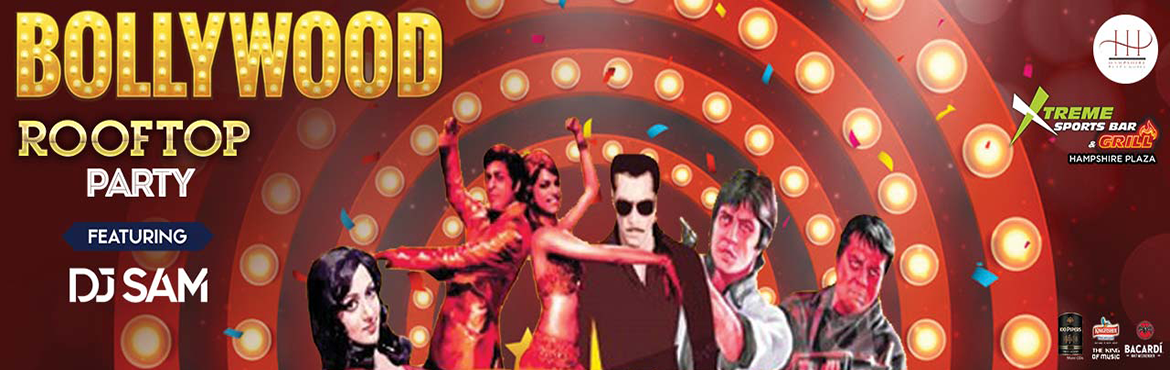 Book Online Tickets for Bollywood Roof Top NYE 2019 Party at Ham, Hyderabad. A Celebration of New Year Eve 2019 On ROOF TOP Place, kicks off the Biggest new year eve in style. A Platform for all party enthusiasts to enjoy. Best memories come from the perfect celebrations. Enjoy the last day of the year at HAMPSHIRE PLAZA. End